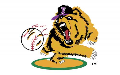 Fresno Grizzlies Logo 1998