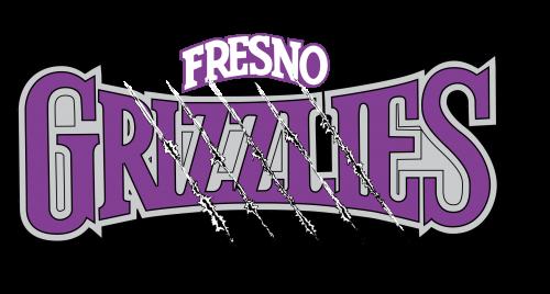 Fresno Grizzlies Logo 2002