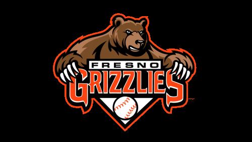Fresno Grizzlies Logo 2008