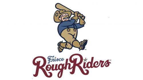 Frisco RoughRiders logo