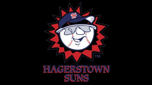 Hagerstown Suns Symbol