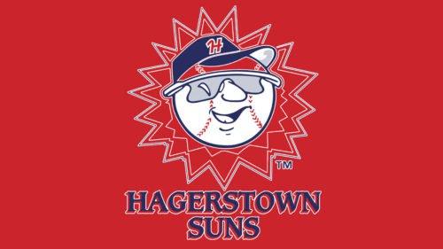 Hagerstown Suns emblem