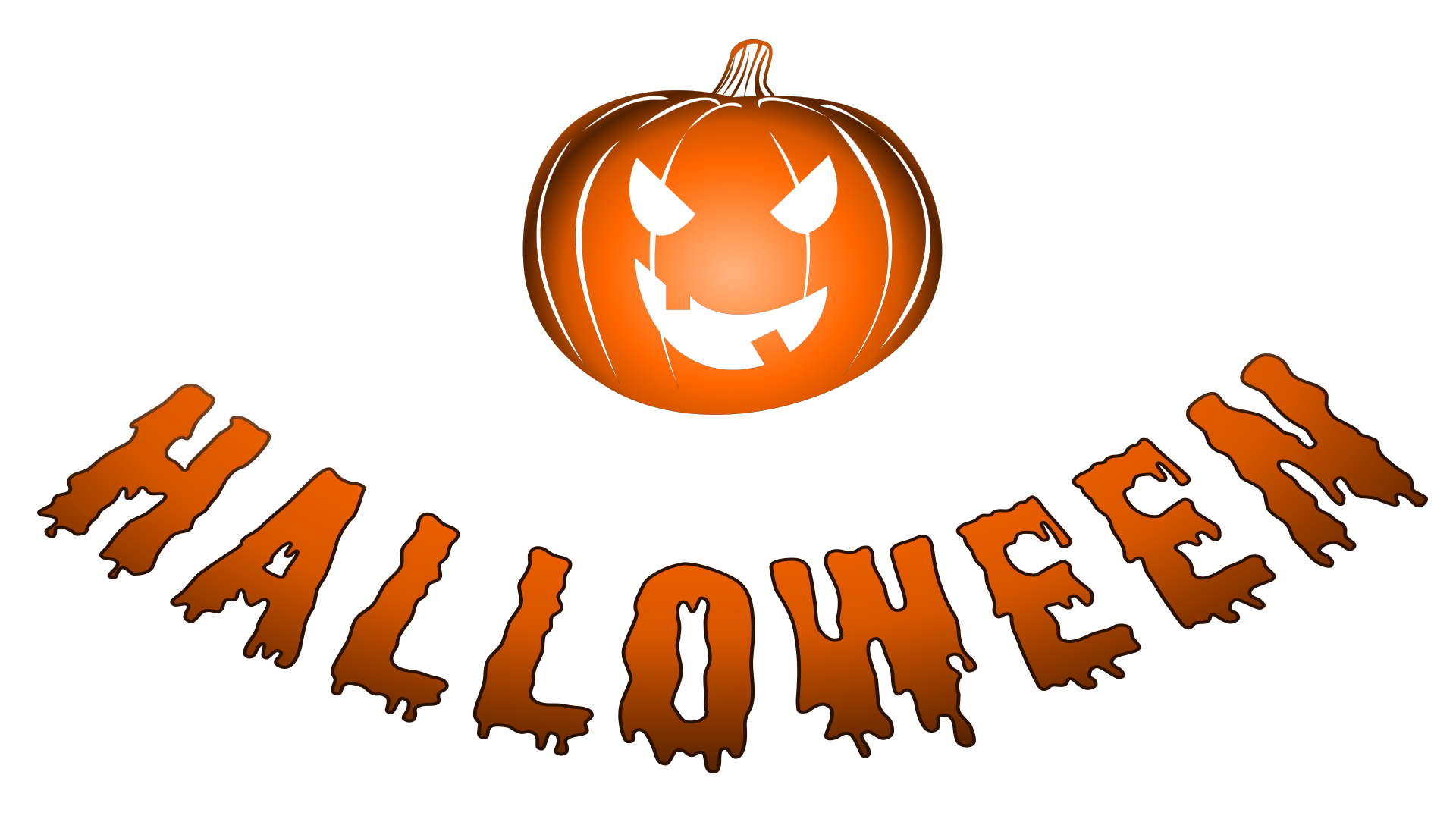 Halloween logo and symbol, meaning, history, PNG