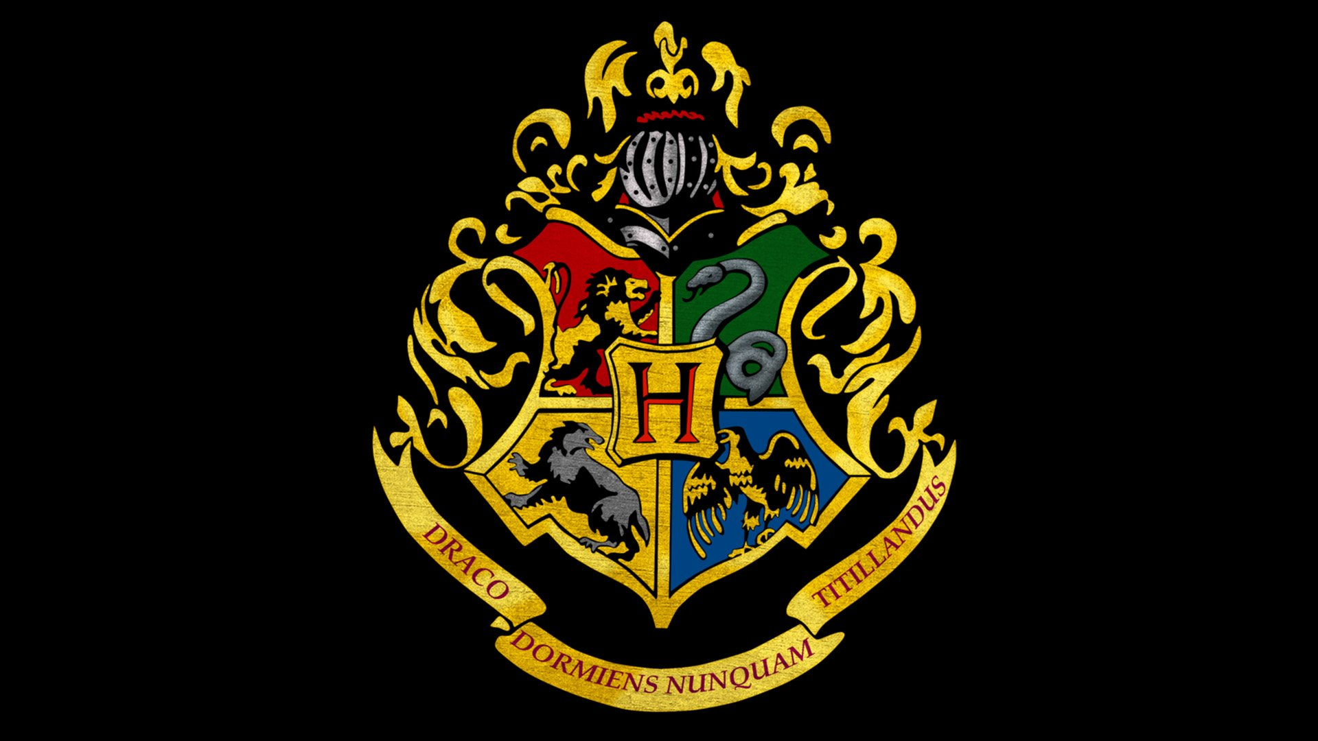 Hogwarts logo and symbol, meaning, history, PNG