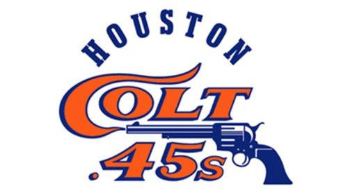 Houston Colt .45S (1962-1964) logo