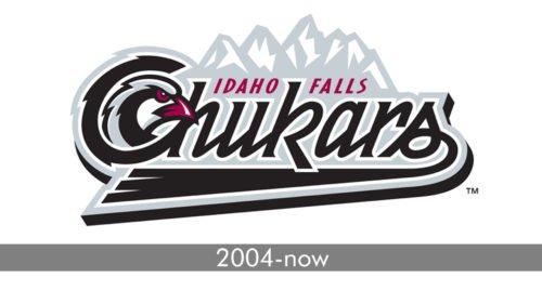 Idaho Falls Chukars Logo history