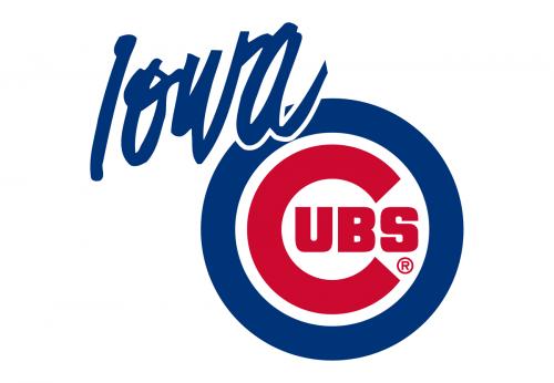 Iowa Cubs Logo 1984