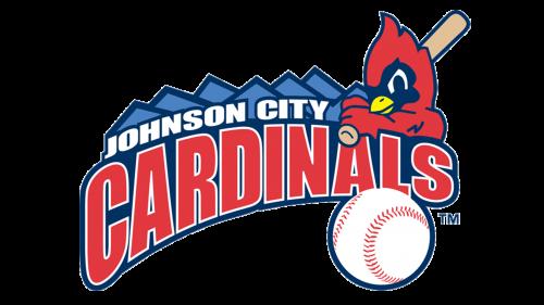 Johnson City Cardinals Logo
