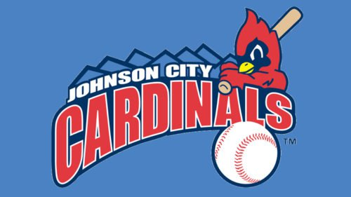 Johnson City Cardinals emblem