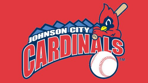Johnson City Cardinals symbol