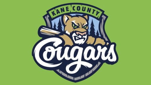 Kane County Cougars symbol