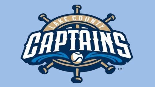 Lake County Captains Logo