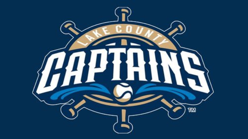 Lake County Captains emblem