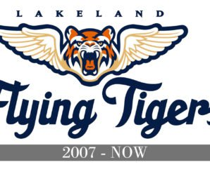 Lakeland Flying Tigers Logo