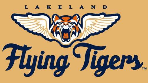 Lakeland Flying Tigers emblem