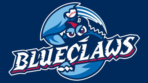 Lakewood BlueClaws symbol