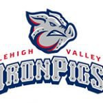Lehigh Valley IronPigs Logo