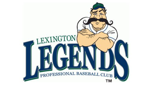 Lexington Legends Logo old