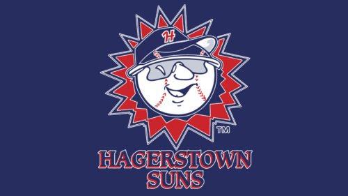 Logo Hagerstown Suns
