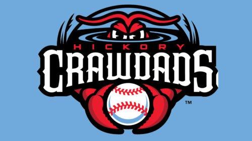 Logo Hickory Crawdads