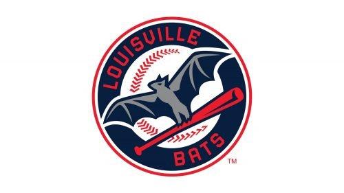 Louisville Bats logо