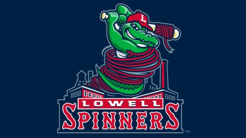 Lowell Spinners emblem