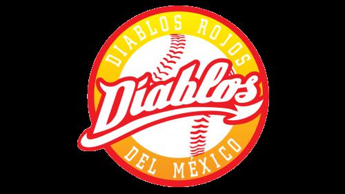 México Diablos Rojos Logo