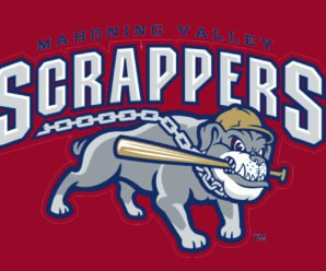 Mahoning Valley Scrappers Logo