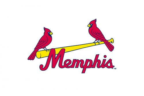 Memphis Redbirds Logo 2015