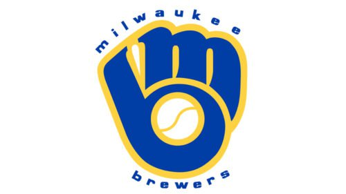 Milwaukee Brewers (1978-1993) logo