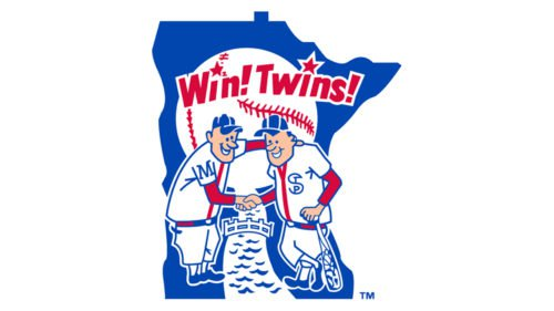 Minnesota Twins (1976-1986) logo