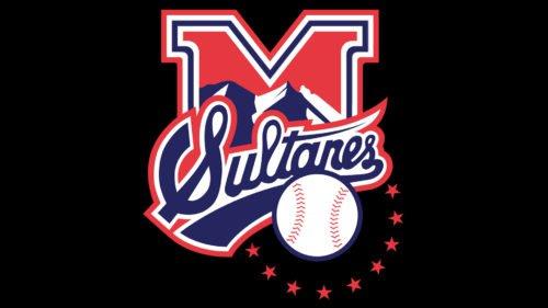 Monterrey Sultanes Logo emblem