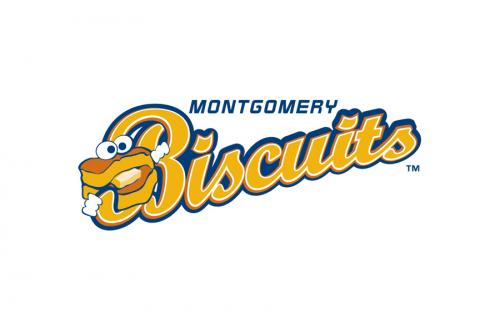 Montgomery Biscuits Logo 2004