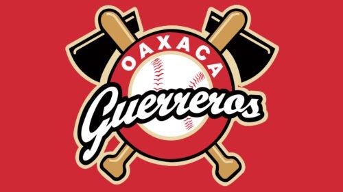 Oaxaca Guerreros Logo baseball