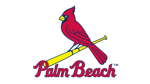 Palm Beach Cardinals Logo