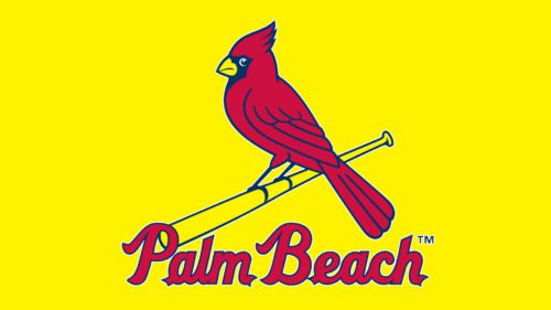 Palm Beach Cardinals symbol