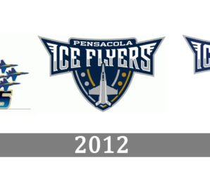 Pensacola Ice Flyers Logo