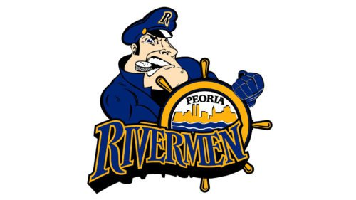 Peoria Rivermen emblem