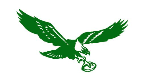 Philadelphia Eagles (1948-1960) logo