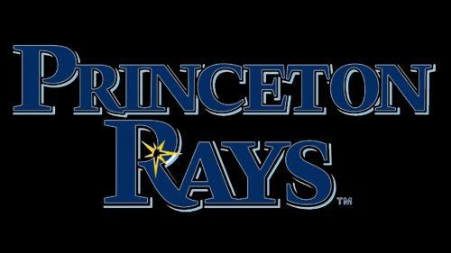 Princeton Rays Logo baseball