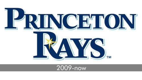Princeton Rays Logo history