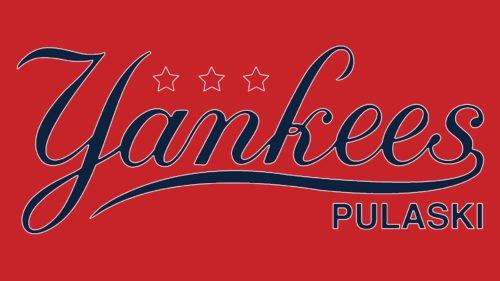 Pulaski Yankees emblem