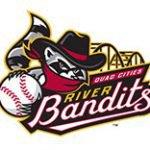 Quad Cities River Bandits Logo