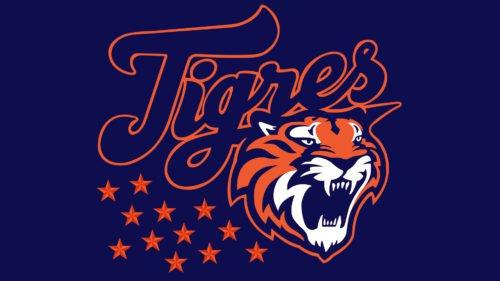 Quintana Roo Tigres Logo baseball