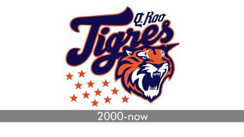 Quintana Roo Tigres Logo history
