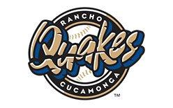 Rancho Cucamonga Quakes Logo