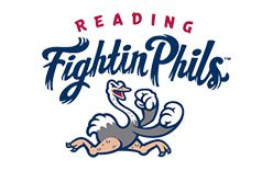 Reading Fightin Phils Logo