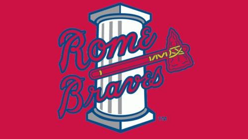 Rome Braves emblem