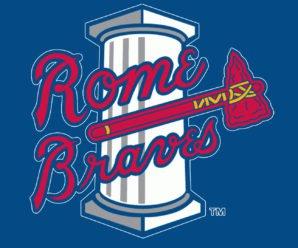 Rome Braves Logo