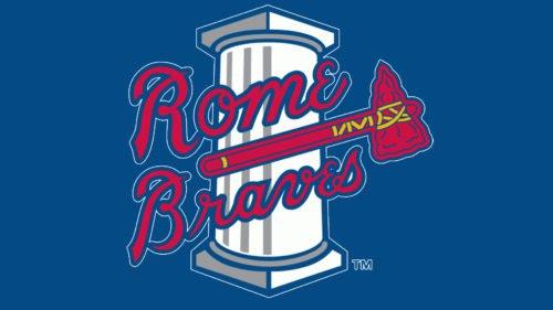 Rome Braves symbole